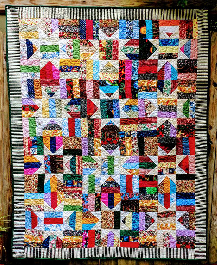 memory quilts by center of creation